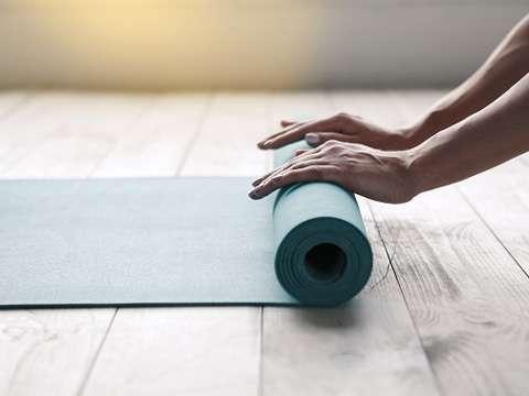 Yogamatte nachhaltig
